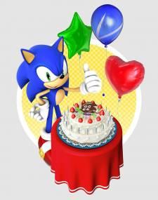 Sonic anniversaire 22 ans