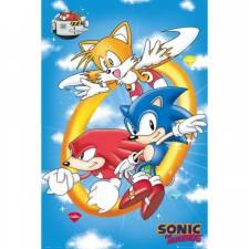 sonic_merchandise_poster