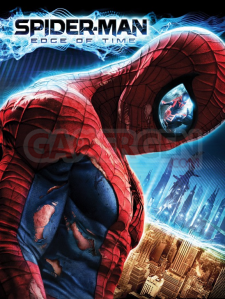 Spider-Man-Edge-of-Time_31-03-2011_poster