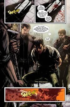 Splinter Cell Echoes comics 1
