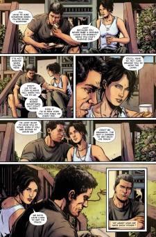 Splinter Cell Echoes comics 2