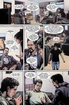 Splinter Cell Echoes comics 3
