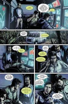 Splinter Cell Echoes comics 4