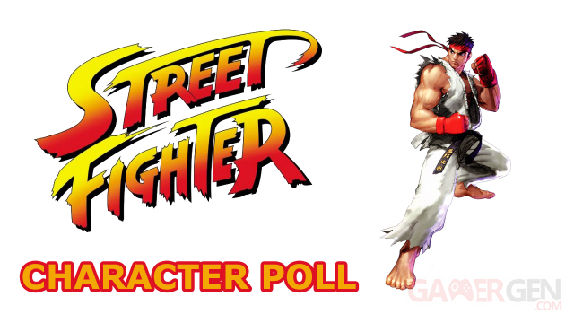 Street Fighter Character Pool