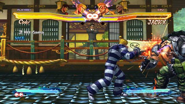 Street Fighter x Tekken 2013 images screenshots 1