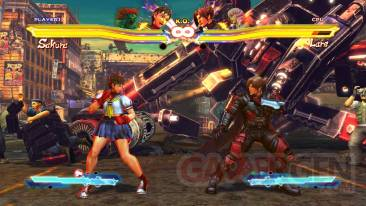 Street Fighter x Tekken 2013 images screenshots 2
