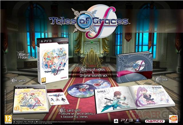 Tales of Grace f édition collector