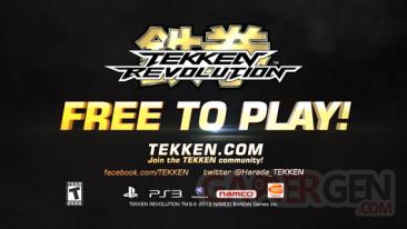 tekken revolution capture