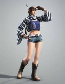 Tekken Tag Tournament 2 visuel