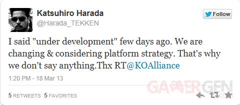 Tekken x Street Fighter screenshot 20032013
