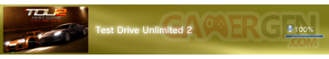 Test Drive Unlimited 2 - Trophees - ICONE 1