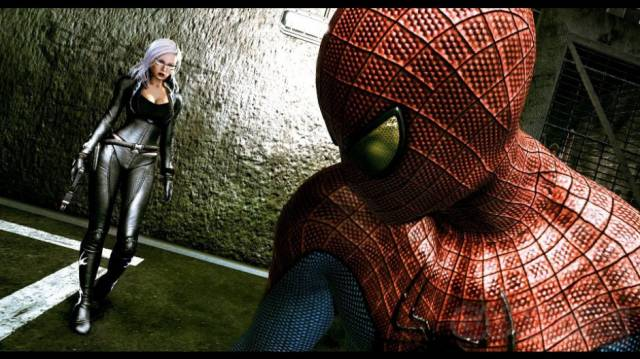 The Amazing Spider-Man images screenshots