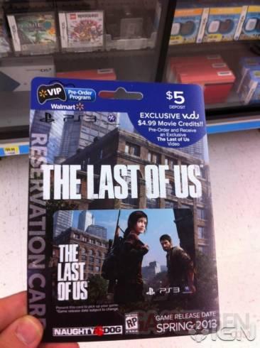 The Last of Us rumeur sortie