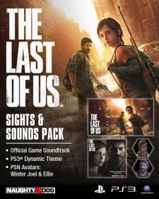 The Last of Us sights & sounds pack