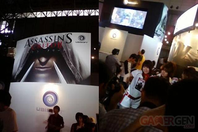 Tokyo Game Show Septembre 6