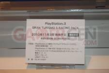 TOKYO GAME SHOW TGS 2010 Gran Turismo 5 Racing Pack 2