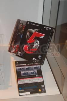 TOKYO GAME SHOW TGS 2010 Gran Turismo 5 Racing Pack 6
