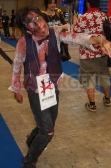 TOKYO GAME SHOW TGS 2010 morts vivants 2