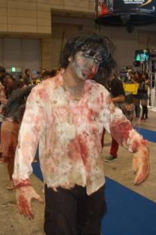 TOKYO GAME SHOW TGS 2010 morts vivants 5