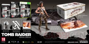 Tomb Raider collector 3