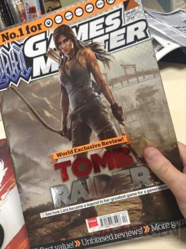 Tomb Raider gamesmasters