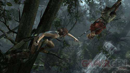 Tomb Raider reboot screenshots images