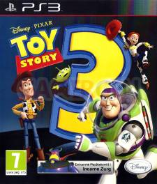 toy story 3  front cover jaquette