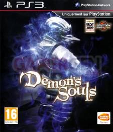 Trophées Demon's soul demon s soul front cover jaquette