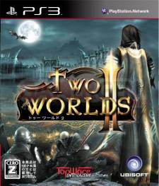 two worlds ii covers jaquette jap ps3