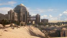 Uncharted 3 artworks perdus images screenshots 05