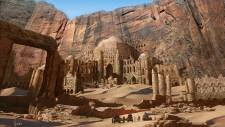 Uncharted 3 artworks perdus images screenshots 11