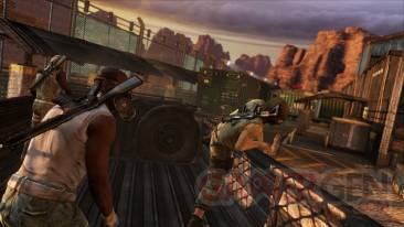 Uncharted 3 Drake's Deception PlayStation 3 PS3 Preview apercu online beta (8)
