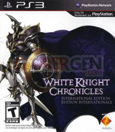 White Knight Chronicles White Knight Chronicles face