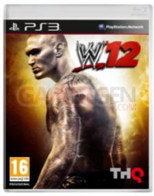 WWE'12 randy orton