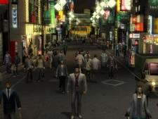 Yakuza 1&2 HD Edition comparaison 1