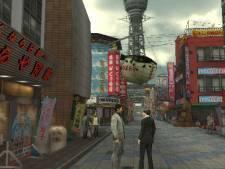 Yakuza 1&2 HD Edition comparaison 3