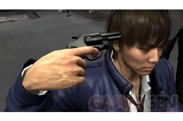 Yakuza 4 Ryu Ga Gotoku Sega démo 26