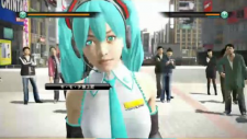 Yakuza 5 Hatsune Miku images screenshots 6