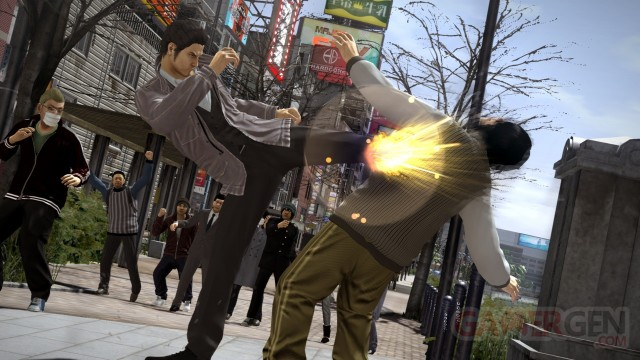 Yakuza 5 images screenshots 005
